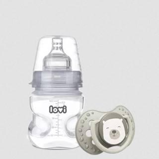 LOVI fľaša super ventil + cumlík zdarma