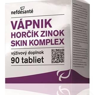 Nefdesanté vápnik horčík zinok skin komplex