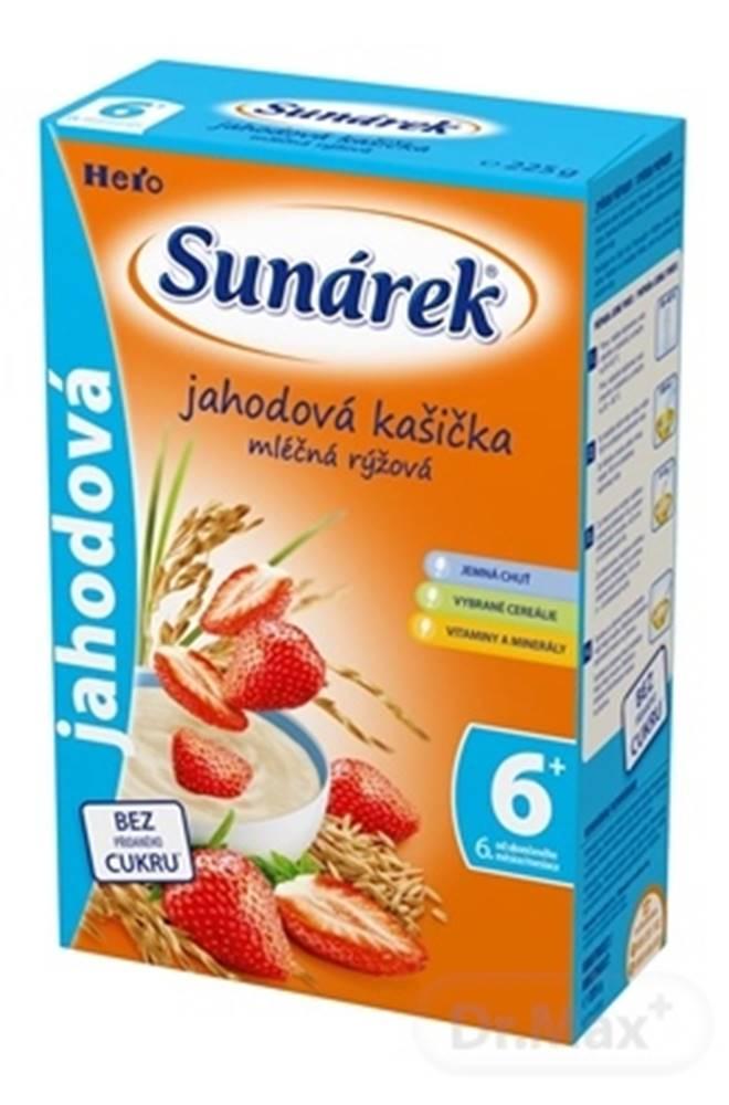 Sunarka Sunárek mliečna ryžová kašička
