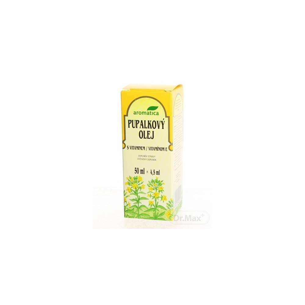 Aromatica Aromatica pupalkový olej s vitamínom e