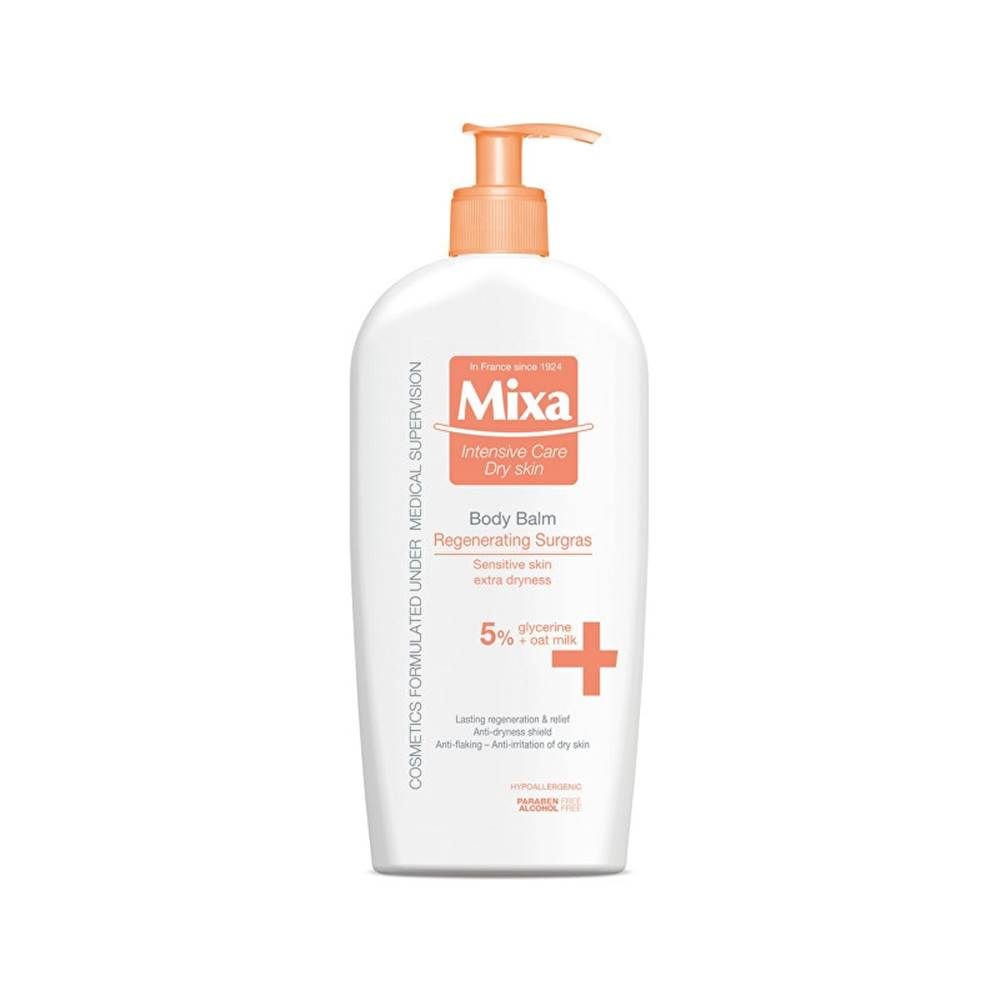 Mixa Mixa Regenerating Surgras Body Balm