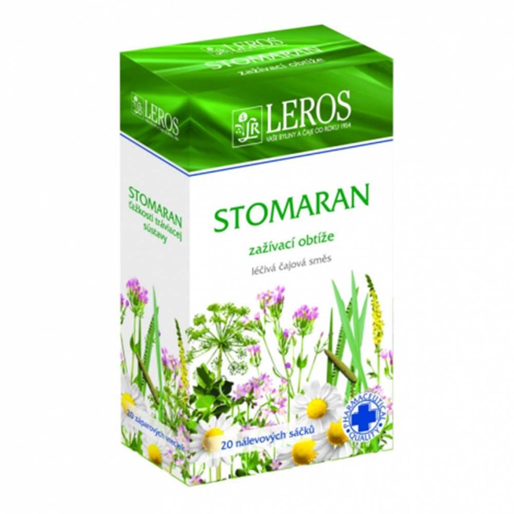 Leros, s.r.o. LEROS STOMARAN spc 20x1,5 g