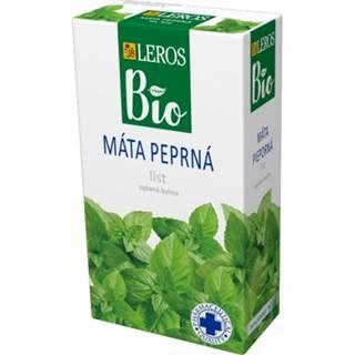 LEROS BIO MÄTA PIEPORNÁ list sypaná bylina 1x50 g