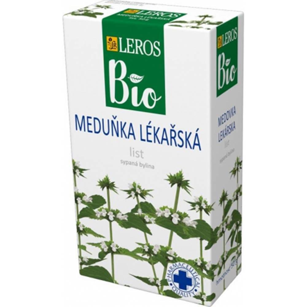 Leros, s.r.o. LEROS BIO MEDOVKA LEKÁRSKA list sypaná bylina 1x50 g