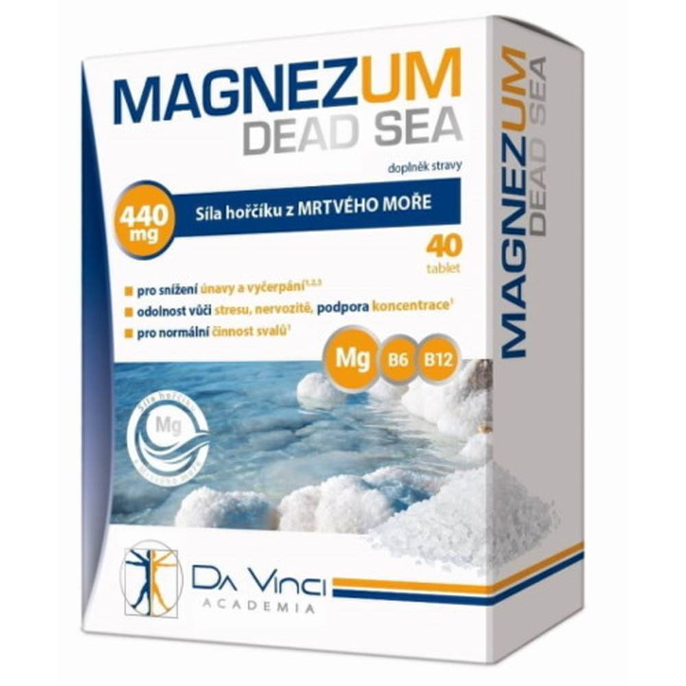 Simply You MAGNEZUM Dead sea 40 tabliet