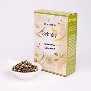 Juvamed Betonika lekárska vňať sypaný čaj 30g