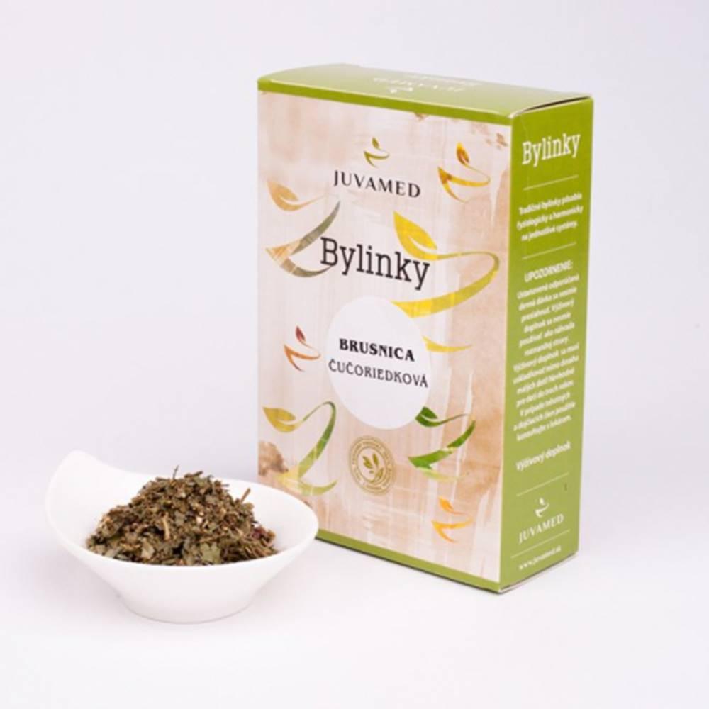 Juvamed Juvamed Brusnica čučoriedková vňať sypaný čaj 40g