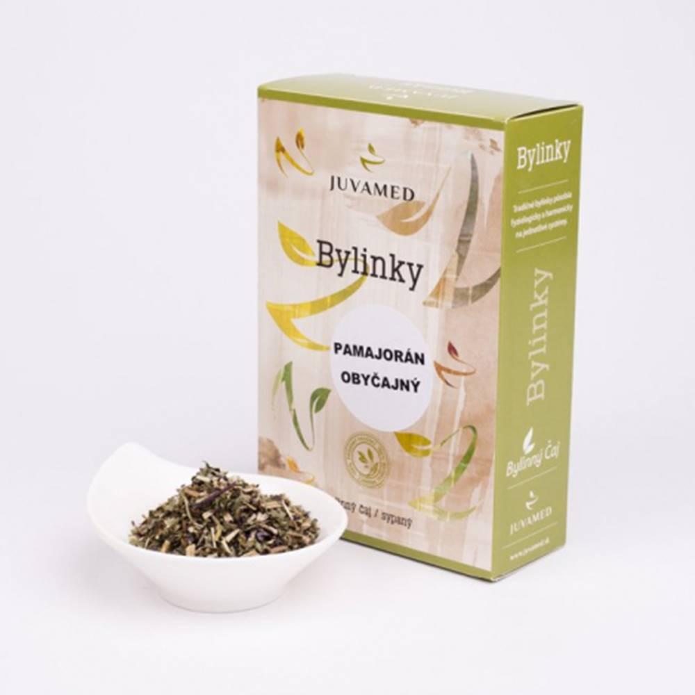 Juvamed Juvamed Pamajorán obyčajný - VŇAŤ sypaný čaj 40g