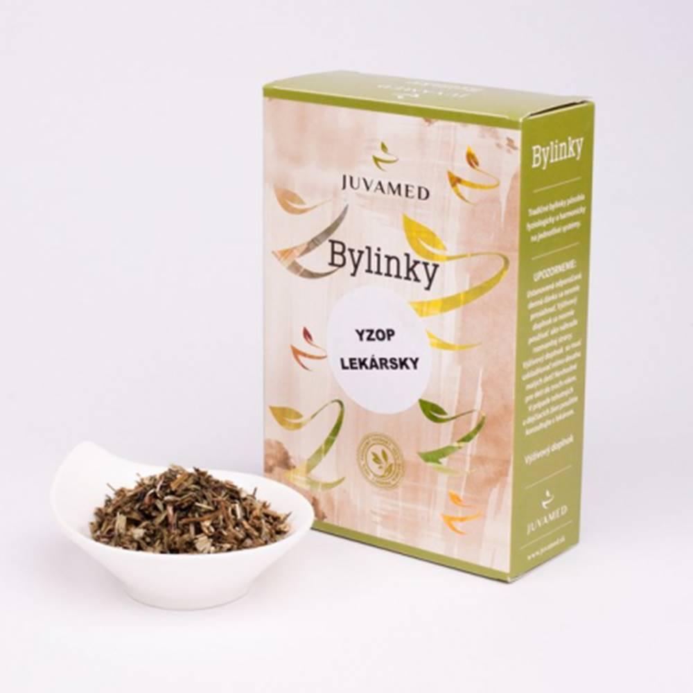 Juvamed Juvamed Yzop lekársky - vňať sypaný čaj 40g