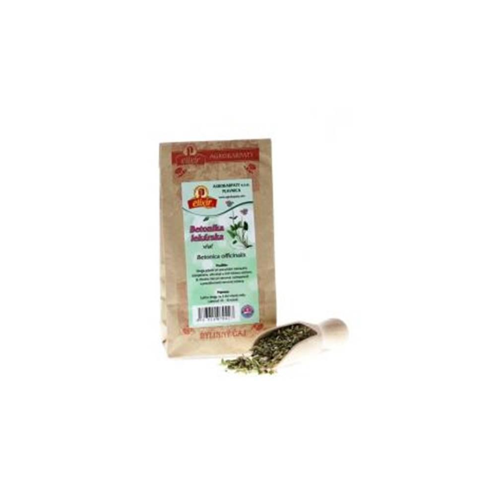 AGROKARPATY, s.r.o. Plavnica (SVK) AGROKARPATY BETONIKA LEKÁRSKA vňať bylinný čaj sypaný 30 g