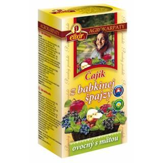 AGROKARPATY Čajík z babkinej špajzy ovocný s mätou 20x2 g (40 g)