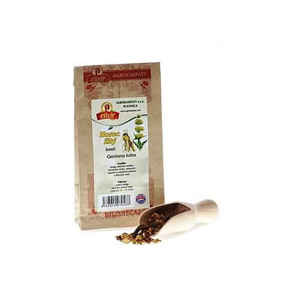 AGROKARPATY, s.r.o. Plavnica (SVK) AGROKARPATY HOREC ŽLTÝ koreň bylinný čaj 1x30 g