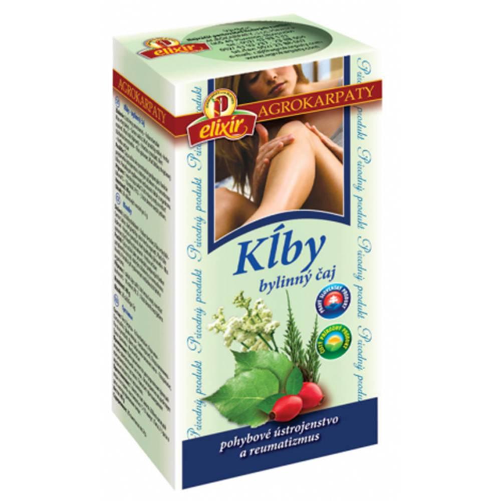 AGROKARPATY, s.r.o. Plavnica (SVK) AGROKARPATY KĹBY bylinný čaj 20x2 g (40 g)