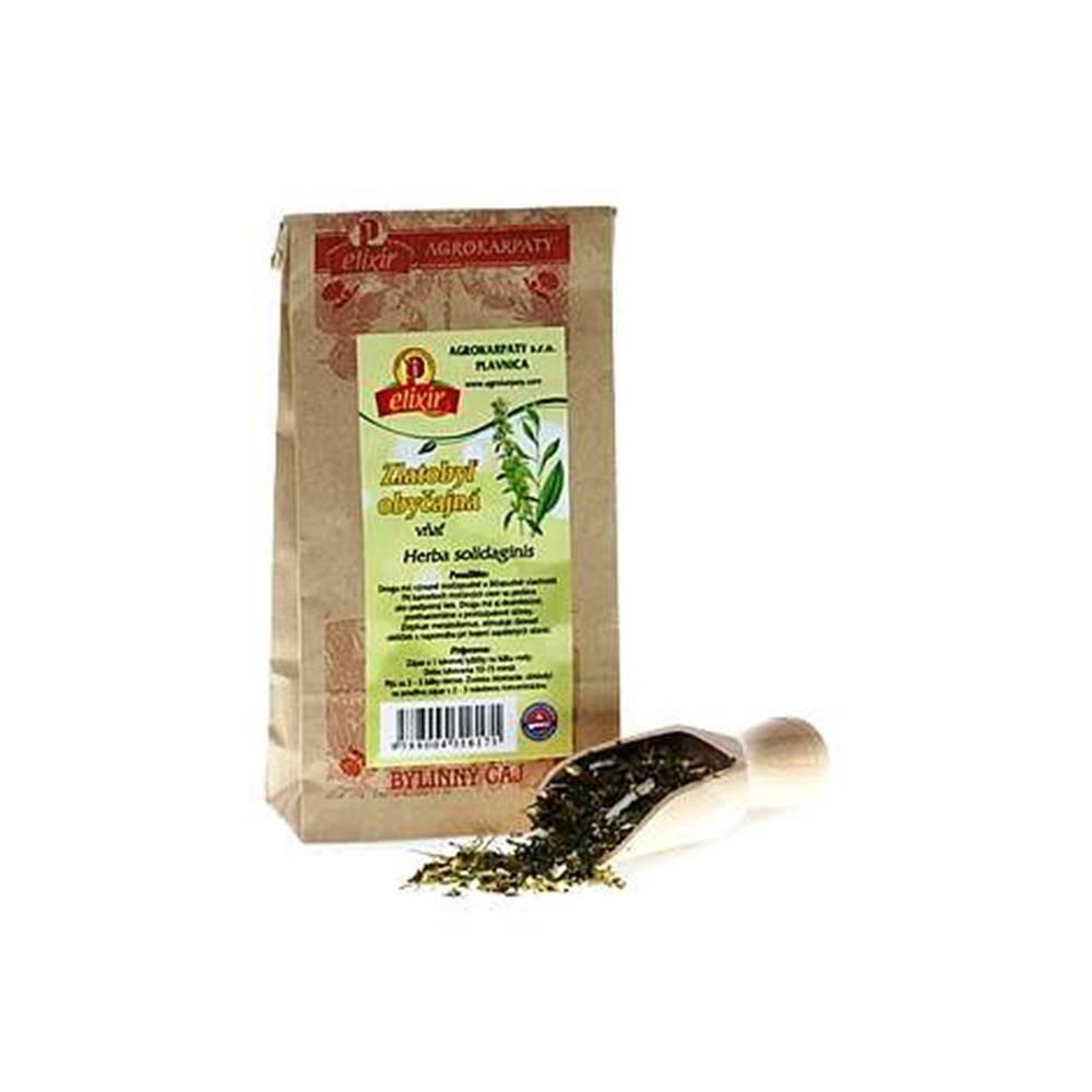 AGROKARPATY, s.r.o. Plavnica (SVK) AGROKARPATY ZLATOBYĽ OBYČAJNÁ vňať bylinný čaj 1x30 g