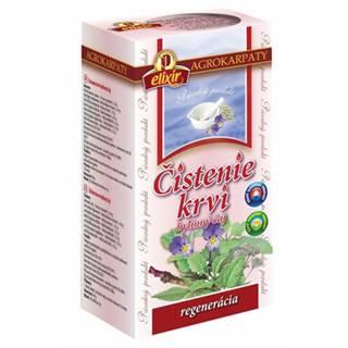 AGROKARPATY ČAJ NA ČISTENIE KRVI,bylinný čaj 20x2 g (40 g)