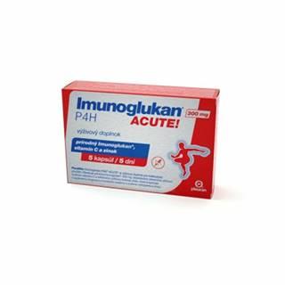 Imunoglukan P4H ACUTE 300 mg 5 cps