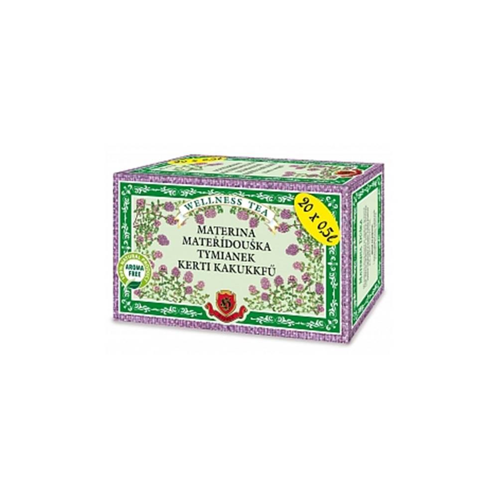 Herbex, s. r. o. Herbex Materina dúška porciovaný čaj 20x3g