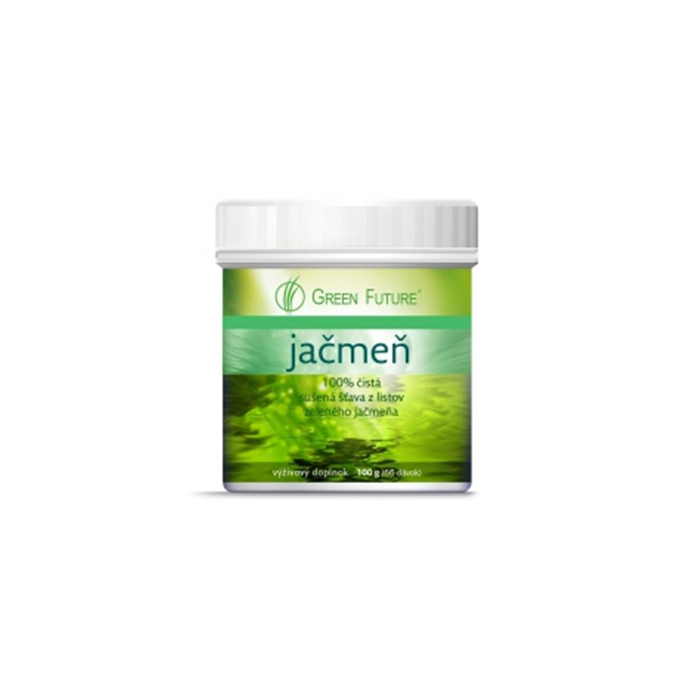 Green power company Jačmeň Green Future 100 g (66 dávok)