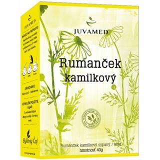 Juvamed RUMANČEK KAMILKOVÝ - KVET sypaný čaj 40 g