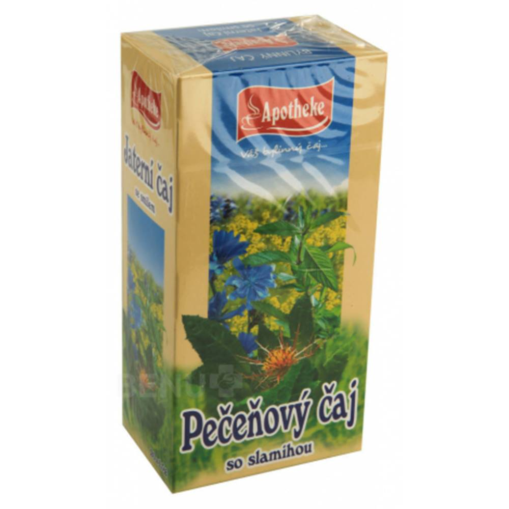 MEDIATE s.r.o. APOTHEKE Pečeňový čaj so slamihou n.s.