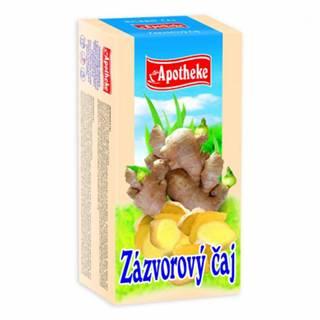 APOTHEKE Zázvorový čaj n.s.