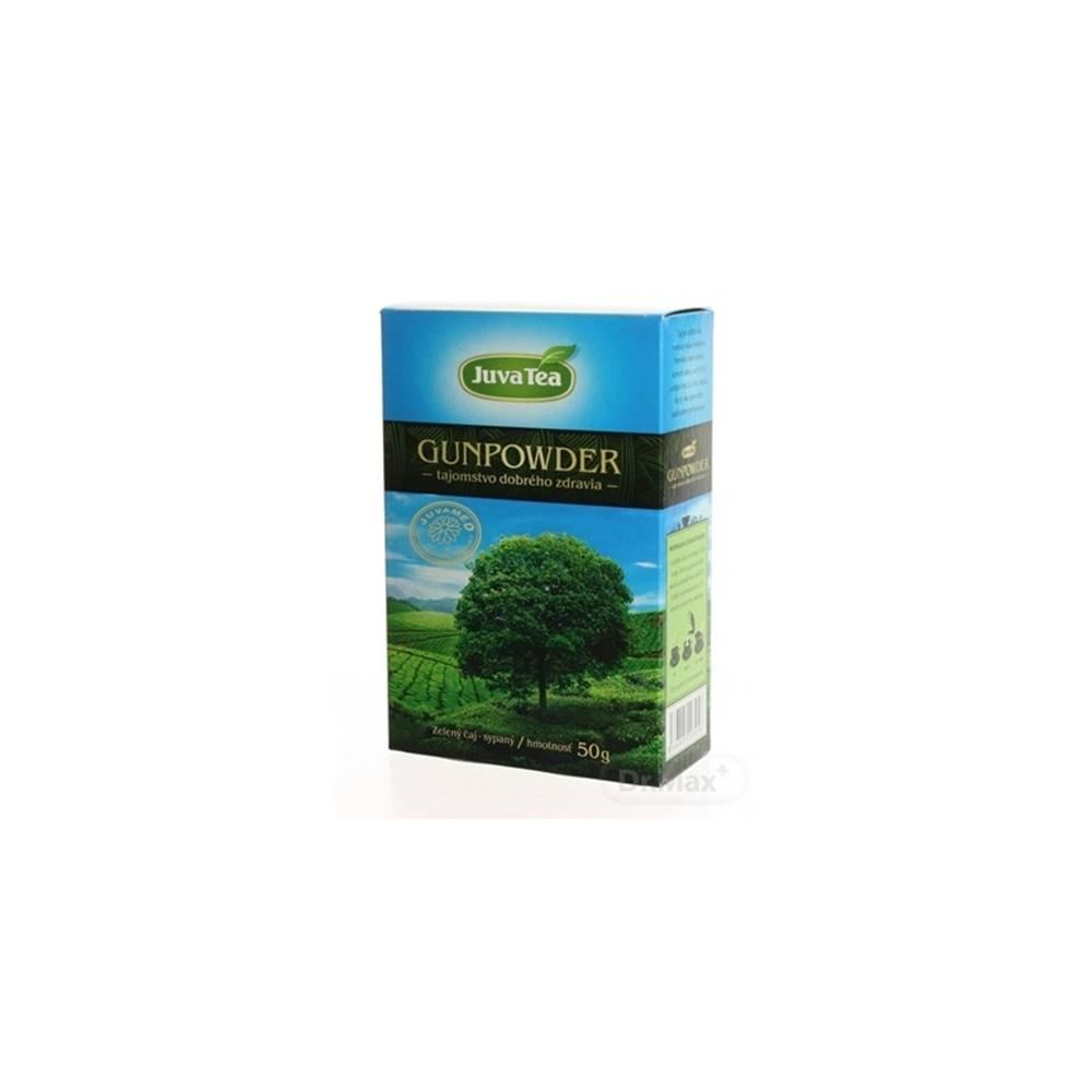 Juvamed Juvamed gunpowder zelený čaj