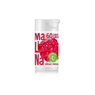 RAPETO C Vitamín 100 mg s príchuťou malina 60 tabliet