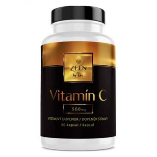 ZEEN Vitamín C 500 mg 60 kapsúl