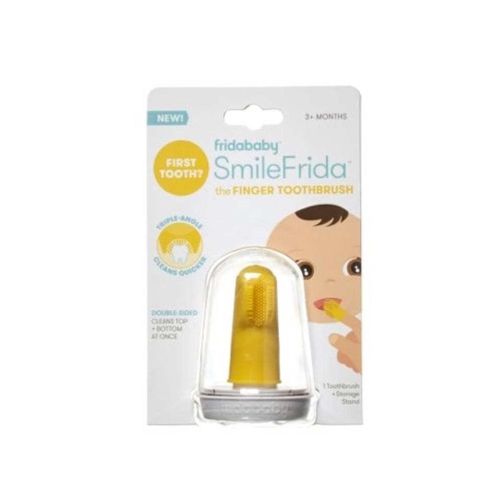 Fridababy FRIDABABY SMILE Prstiačik návlek na čistenie prvých zúbkov 1 kus