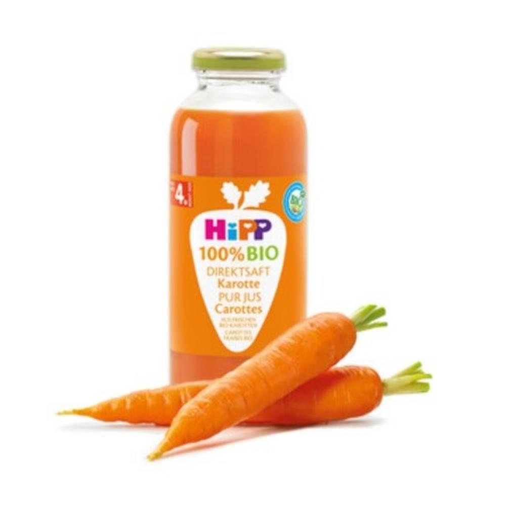 HiPP HiPP 100 % BIO Karotková šťava 330 ml