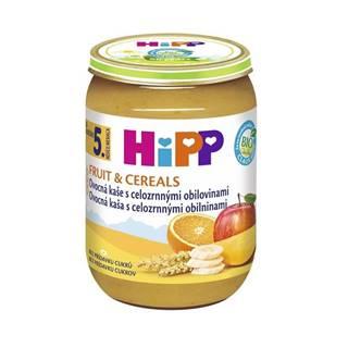HiPP BIO Ovocná kaša s celozrnnými obilninami od uk. 5. mesiaca