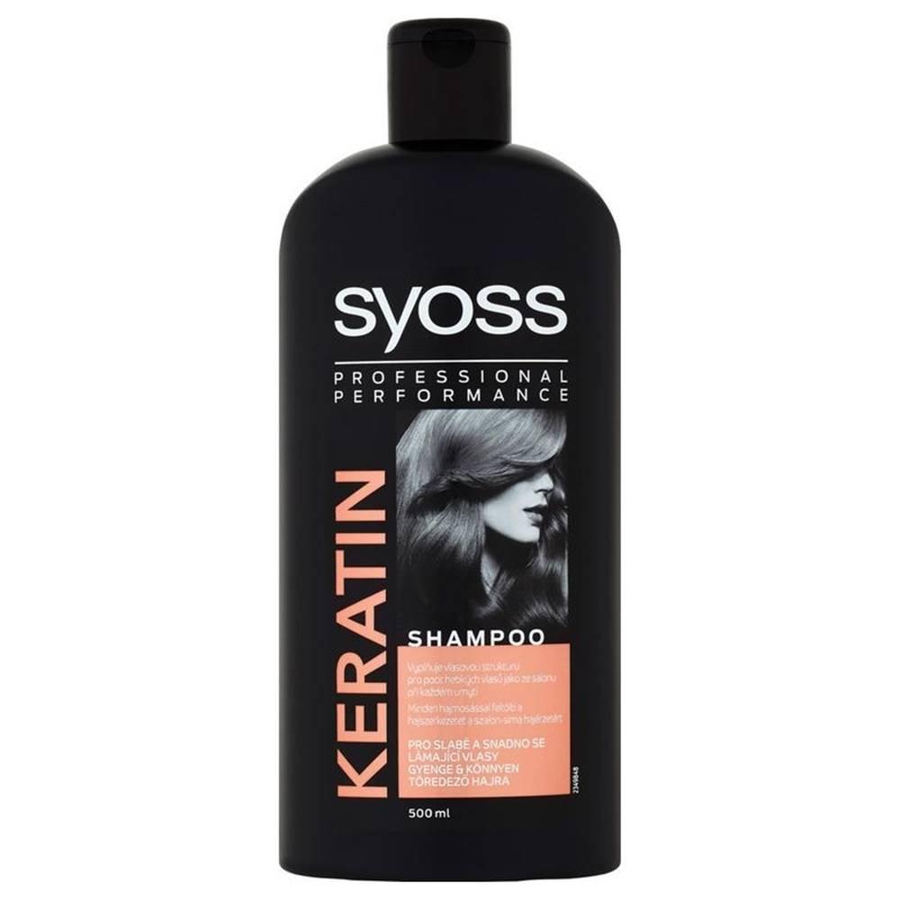 Syoss Syoss šampón Keratin
