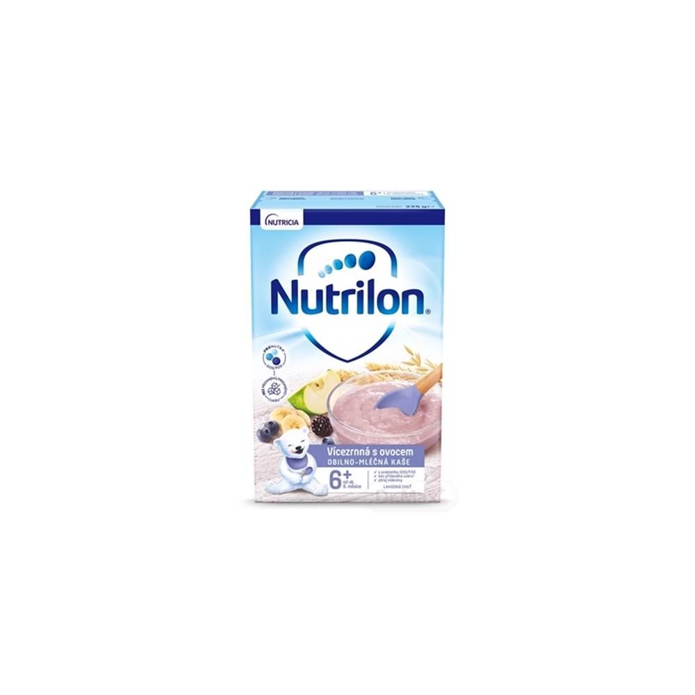NUTRILON Nutrilon obilno-mliečna kaša viaczrnná