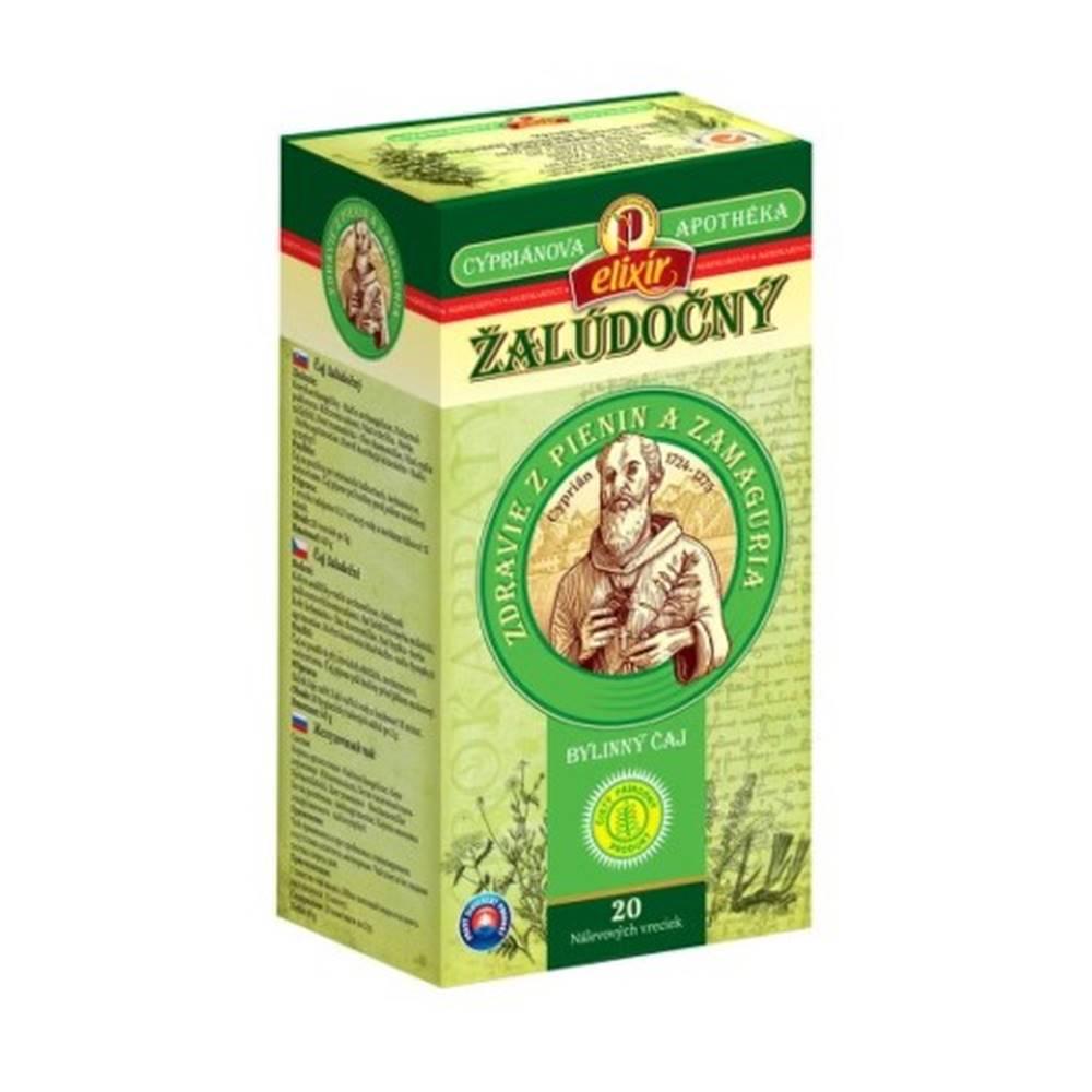 Agrokarpaty AGROKARPATY Cyprián žalúdočný bylinný čaj 20 x 2 g