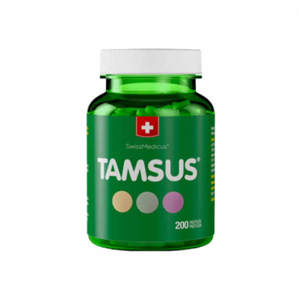 Herbamedicus Tamsus 200 pastiliek