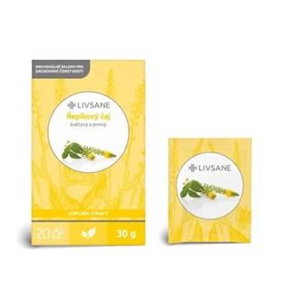 LIVSANE Repíkový čaj 20 x 1,5 g