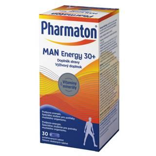 PHARMATON Man energy 30+ 30 tabliet